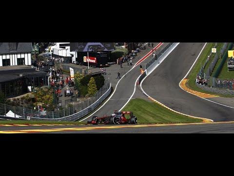 "F1 2013 GoLiga ""A"" Liga Felejtőss Belga Futam"