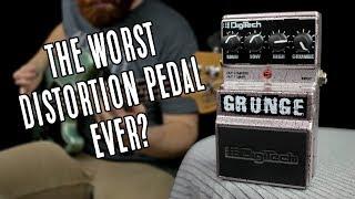 Finds Under $50 - Digitech Grunge [Bass Demo]