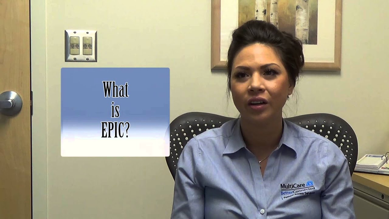 patient access overview youtube - Patient Access Job Description