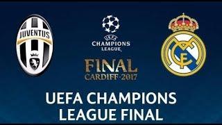 Juventus F.C. vs Real Madryt 1:4 skrót meczu TVP1 ( Finał Ligi Mistrzów) 03.06.2017