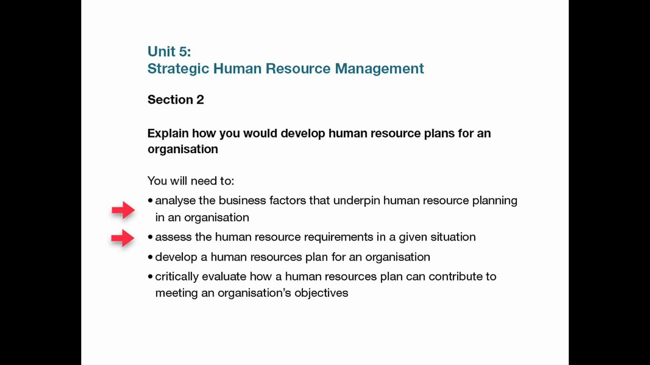 management assignment unit human resource management assignment level unit human resource management assignment level