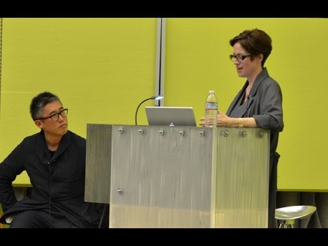 A.UD Lecture Series 2011-2012: Mark Lee and Sharon Johnston