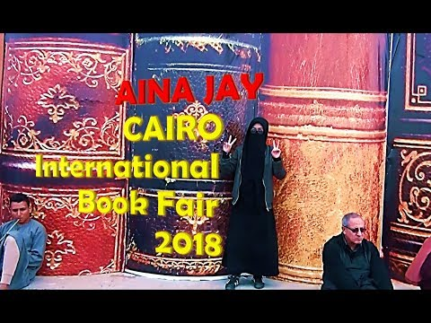 Cairo International Book Fair 2018