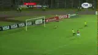 Deportivo Táchira 2 - 1 Cerro Porteño Copa Libertadores 2015