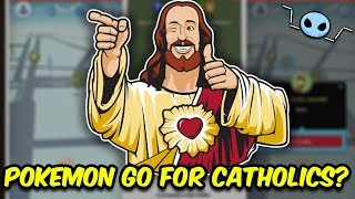 The Vatican blessed a POKEMON GO knock off just for Catholics