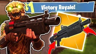 HEAVY SHOTGUN GAMEPLAY!! - FORTNITE BATTLE ROYALE!!