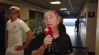 Live-TV efter Malmö FF - Gefle