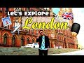 London Vlog: MY FIRST TIME IN ENGLAND! 🇬🇧