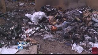 "Cleanup organization calls mess left behind at Mokuleia Beach ""one of the worst it"