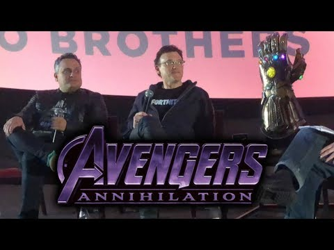 Avengers 4 Russo Bro Q&A Breakdown Trailer Date, Beta Ray Bill, Loki Death & More