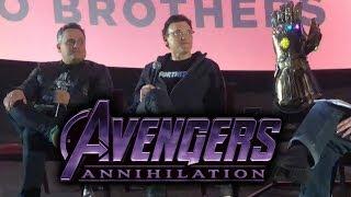 Avengers 4 Russo Bro Q&A Breakdown Trailer Date, Beta Ray Bill, Loki Death & More