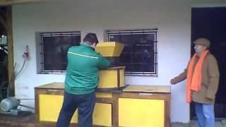 Dedekov grunt - mlin na kamen pušten u pogon