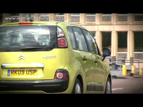 citroen c3 picasso 1 6 hdi 90 vtr youtube. Black Bedroom Furniture Sets. Home Design Ideas
