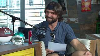 Jags QB Gardner Minshew Talks Foles, Brees, Mahomes & More w/ Dan Patrick | Full Interview | 1/29/20
