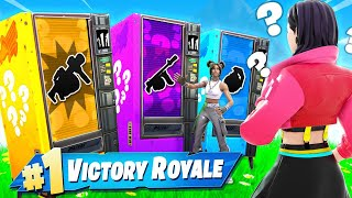 GUESS The VENDING MACHINE *NEW* Game Mode in Fortnite Battle Royale