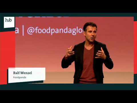 From Berlin to Delhi in 45min – Next Generation Food Delivery in Emerging Markets | Ralf Wenzel | hu