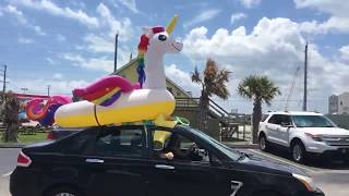 Surf City Invasion...Memorial Day Weekend 2018....Live Report