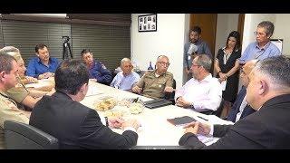 Reposição salarial de policias é tema de encontro na Assembleia