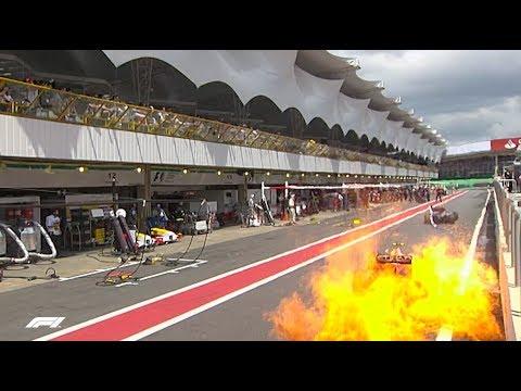 Chaos on the Opening Lap | 2009 Brazilian Grand Prix