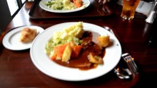 アキーラさんお薦め!アイルランド・ローストビーフ堪能!Roast-beef,Ireland