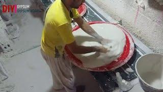 how to make gypsum Rose 2018
