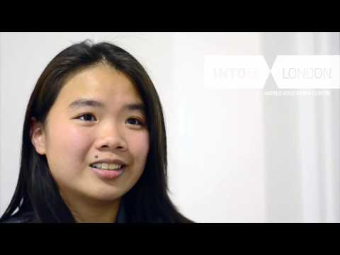 Celine - Hospitality Events and Tourism Foundation Student Testimonial