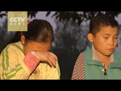 Nine million 'left-behind children' become a social issue in China