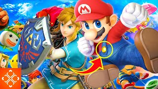 10 Smash Bros Costumes Rejected By Nintendo