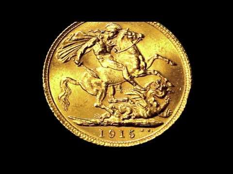 Pre-1933 Gold British Sovereign