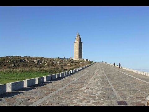 A Coruña:Barrio de Monte Alto