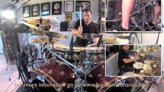 Big Drum Bonanza 2013 Theme Song multi angle
