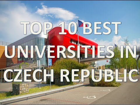 Top 10 Best Universities In Czech Republic/Top 10 Universidades De Republica Checa