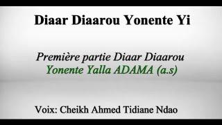 YONENTE YALLA ADAMA(as) 14  DIAAR DIAAROU YONENTE YI