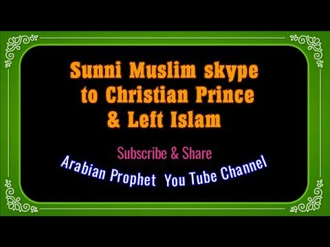 Pakistani Muslim Explain Why Left Islam To Follow Jesus @ Christian Prince Chat