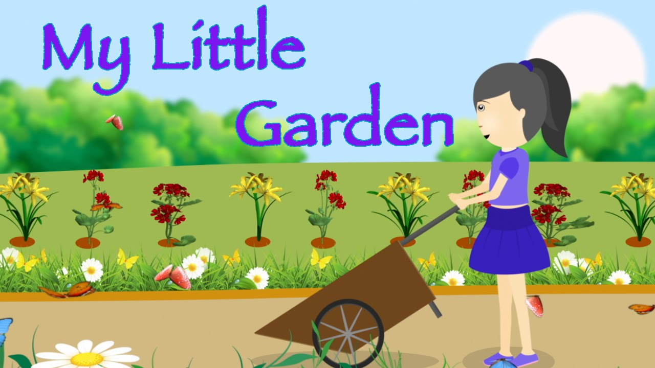 My Little Garden | Animated Nursery Rhymes U0026 Songs With Lyrics For Kids    YouTube