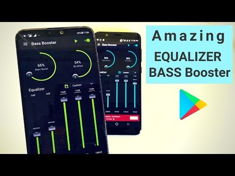 Best Free Bass Booster & Equalizer Android App On Play Store