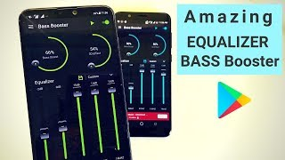 Best Free Bass Booster & Equalizer Android App on Play Store screenshot 4