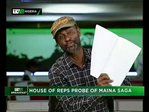 TVC Breakfast 4th December 2017 | House of Reps probe of Maina Saga