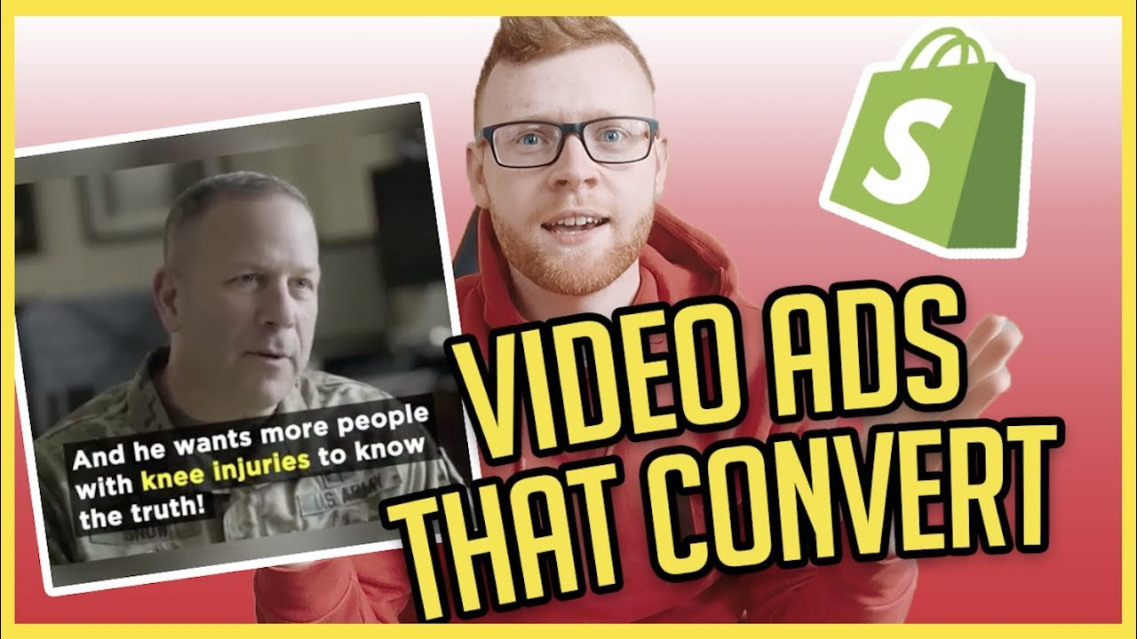 NEW STYLE VIDEO ADS THAT CONVERT! [HOW TO CREATE FACEBOOK VIDEO ADS 2019]