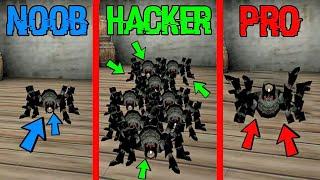 HACKER VS NOOB VS PRO IN GRANNY thumbnail