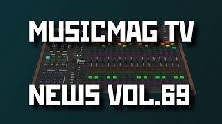 News 69: Dreadbox-Medusa, Korg Grand Stage, Beatmaker 3 и др...