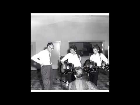 The Everly Brothers - When Will I Be Loved takes 1-11, February 18, 1960