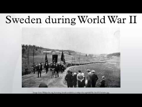Sweden during World War II
