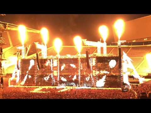 METALLICA / FUEL / LIVE HD / SOLDIER FIELD 06-18-2017