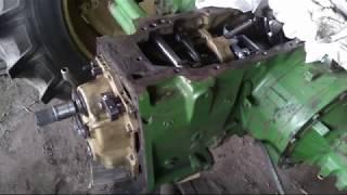 #74 Naprawa hydrauliki w starszym John Deere 2140