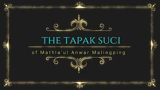 Tapak suci of Mathla'ul Anwar Malingping
