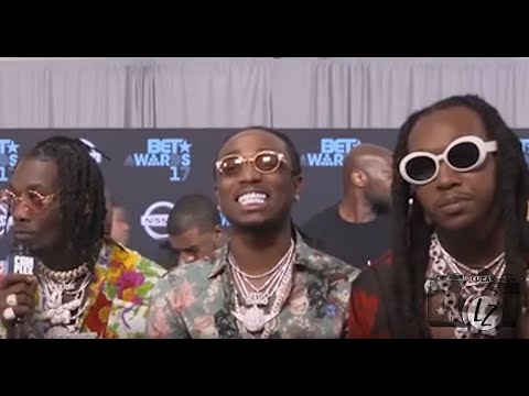 Do it look like i'm left off Bad and Boujee? Migos Interview with Joe Budden and DJ Akademiks