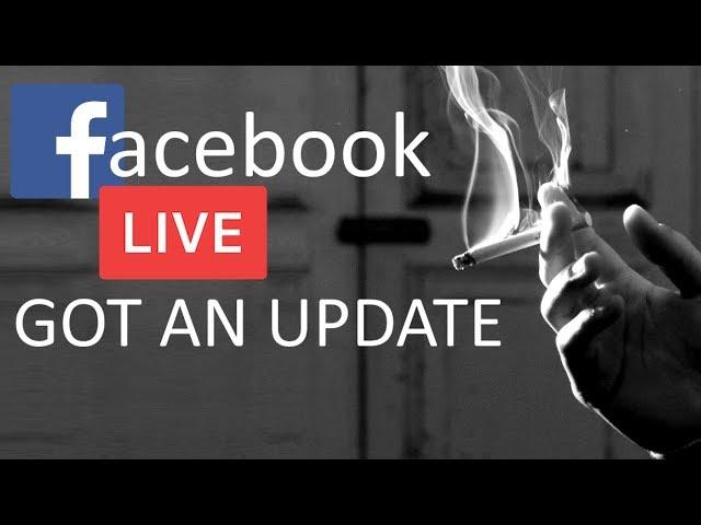 """""""So, Facebook live got an update"""" Creepypasta"""
