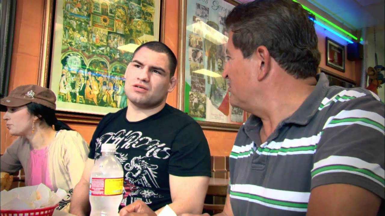 Download Hispanic Heritage Month UFC: Cain Velasquez sus tacos favoritos