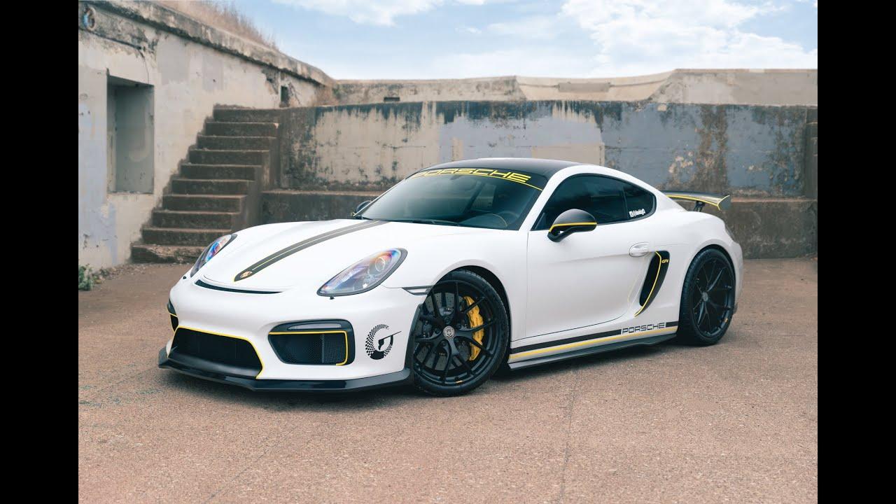 Porsche Cayman Gt4 Pov Candid Impressions Youtube